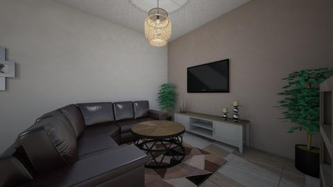 living room design - Modern - by belaye