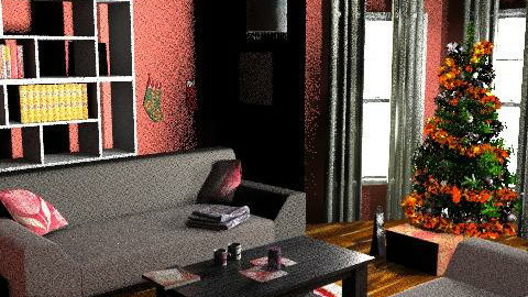 bozic - Rustic - Living room - by antedaria