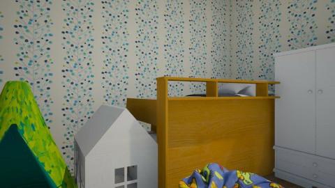 my drem room - Minimal - Kids room - by Yehia Oraby