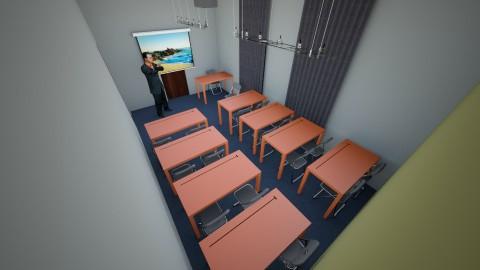 reha physio 3 small class - Minimal - Office - by ebikis