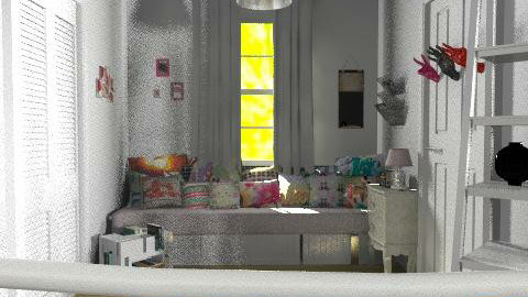 Beautiful Room-Angle 4 - Glamour - Bedroom - by coco_pps