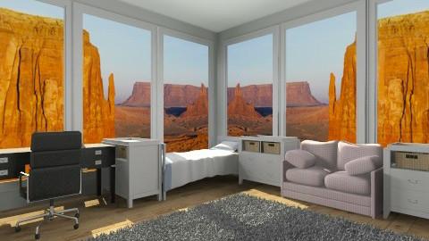 Windows - Bedroom - by seasideview
