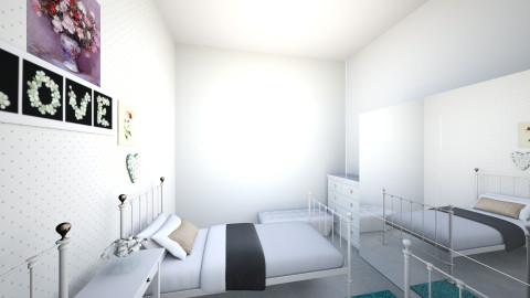 quarto2 - Bedroom - by Sandy cristina lohn