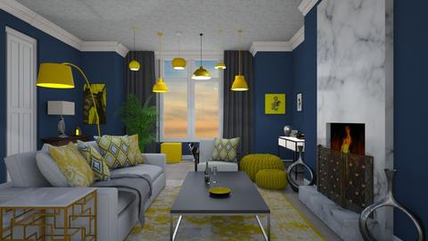 Template Baywindow Room - by MichaelAndAvery