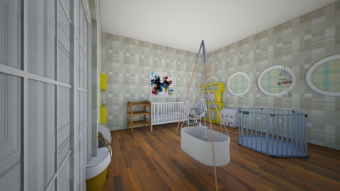 more kids - Modern - Kids room - by Spider13