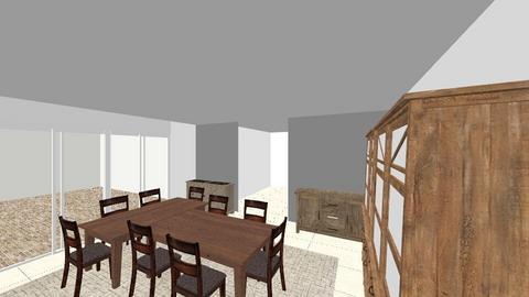 UG Wohnzimmer - Living room - by paulgersten14