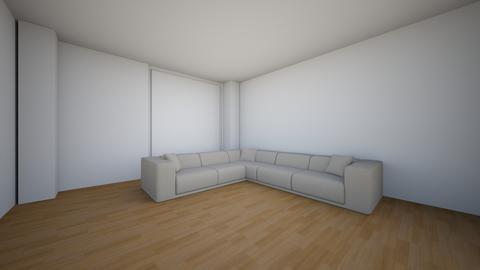 Andrea Hegewish - Living room - by Karina y Pablo