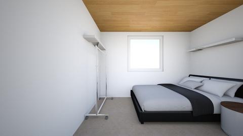 my room - Modern - Bedroom - by Kongsgaard
