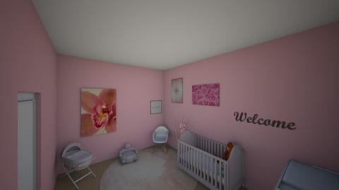 Baby Girl - Kids room - by Brooklyn_Baddie