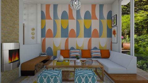 GEO 3 - Living room - by Tara T