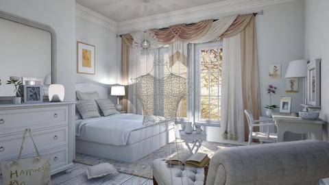M_ Bodice - Bedroom - by milyca8