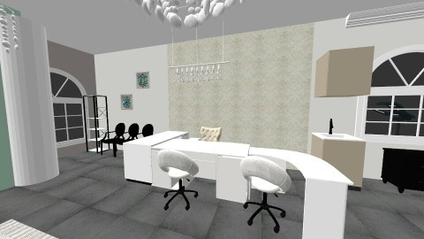 business salon - by MiiOoXx