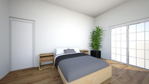 Bedroom - by lexisbrinegar