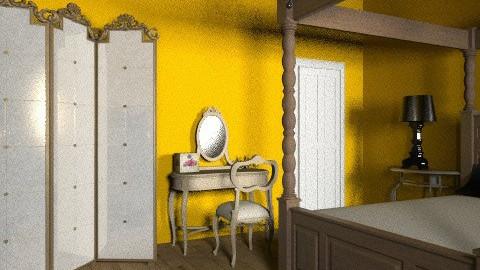 Bedroom 1 - Vintage - Bedroom - by jennak89