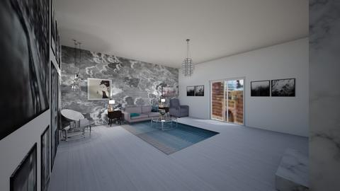 modern contest living - Modern - Living room - by LYLAROBERTS1