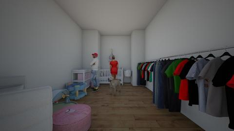 Mansion Nursery  - Glamour - Kids room - by Jordin12