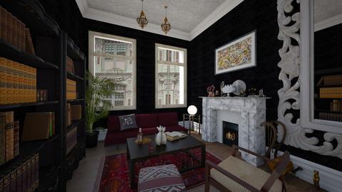 vintage - Vintage - Living room - by a1b2c3