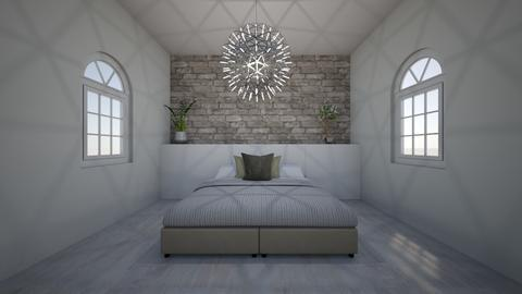 eclectic bed for contest - Eclectic - Bedroom - by slm4278