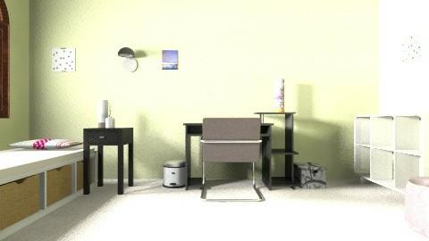 Dream Room - Modern - Bedroom - by perfectpanda37