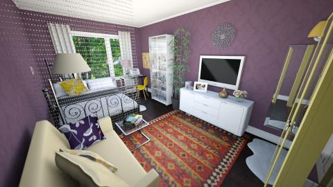 my - Bedroom - by Alpie