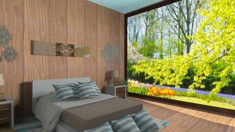 Primavera - Rustic - Bedroom - by Luisy