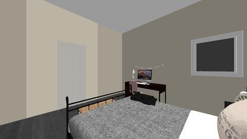 Home Layout - Bedroom - by juliarenee