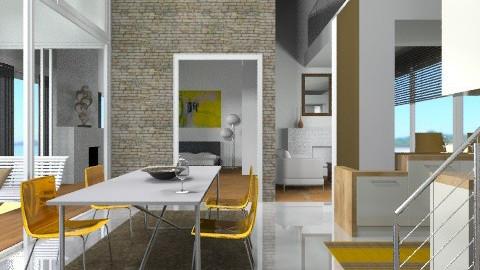 Aura - Modern - Kitchen - by channing4