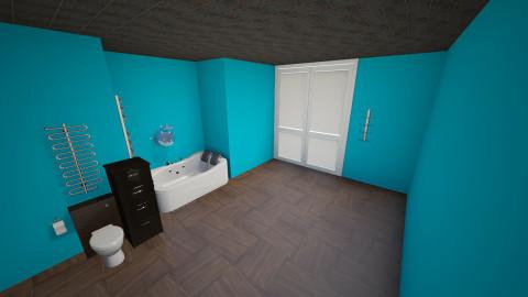 bathroom - by gummie04