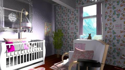 kenzies nursery room - Classic - by eyeforaneye19