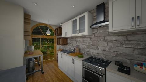 Yum Kitchen 2 - by AkhiaStyle