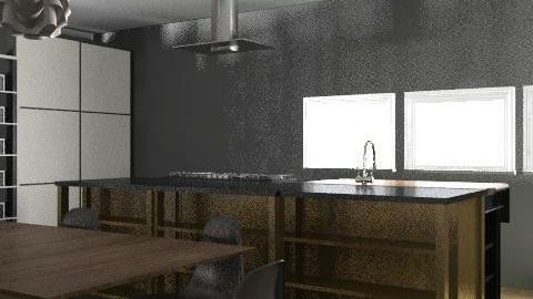 casa abierta - Minimal - Bathroom - by cibelles