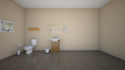 Little Bathroom - Bathroom - by MyFutureHome