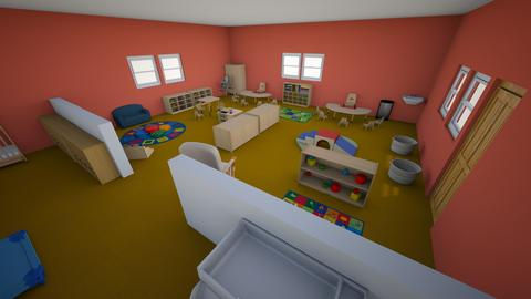 Toddler - Kids room - by YCEKHEPPVGTULHGURKZZVACDNUCVCBW