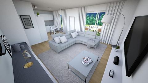 la verza piano terra 2 - Living room - by clarissaclarissa