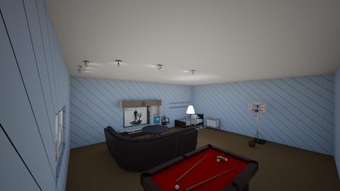 bedroom - Modern - Bedroom - by id112480
