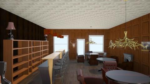 McVille Bar - by Minneapolis Mod