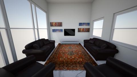 Owerri living room - Living room - by Ibari