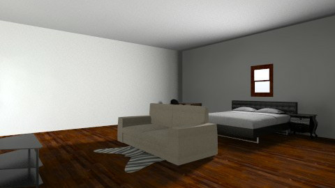 nicole's bedroom - by nicolehidalgo77