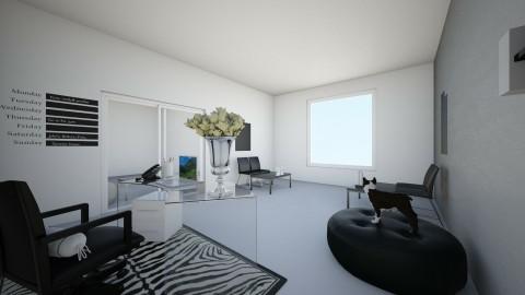 Modern Office - Modern - Office - by MaiaKk