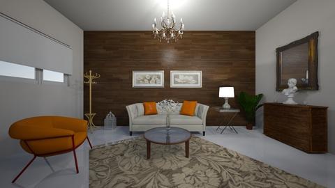krush - Living room - by mlle_m