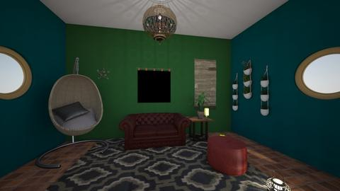 Styles of Rooms - Living room - by jackieq34