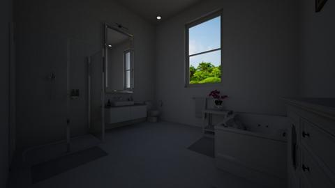 New House Guest Bathroom - Bathroom - by She1113