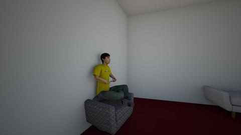 Dream House - Living room - by Grantasaurus