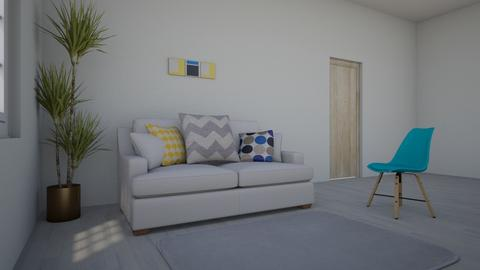 nonroom - Living room - by nontty