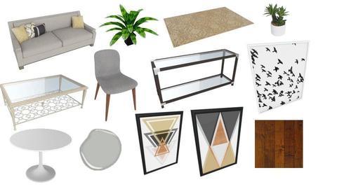Living Room - by Bridgett