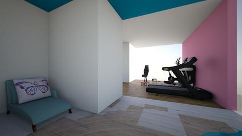 Mariona Manrique - Bedroom - by alumnes
