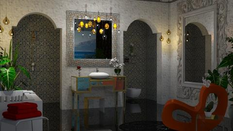 Mix and Match - Bathroom - by LuzMa HL