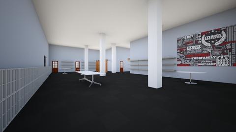 Atl Showroom - Office - by HollanderGlass