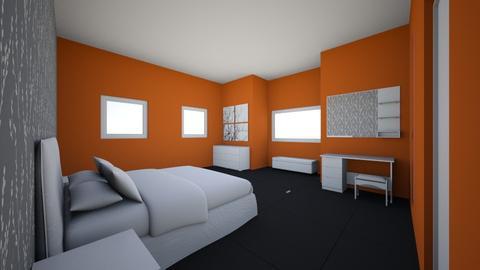 Guest bedroom - Bedroom - by mrolls