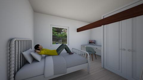 slaapkamers 13 okt - by Keet